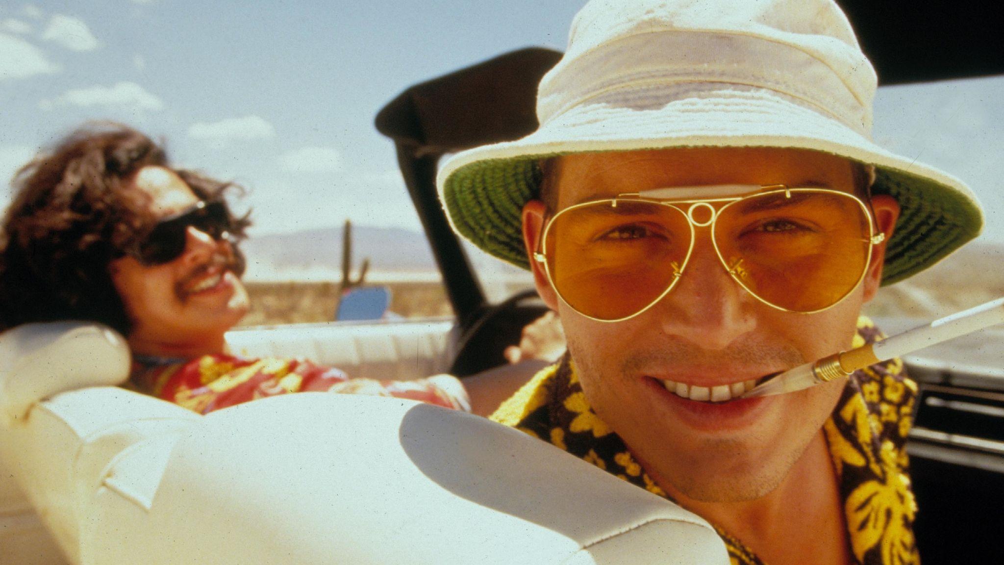 Fear And Loathing In Las Vegas, Benicio Del Torro, Johnny Depp