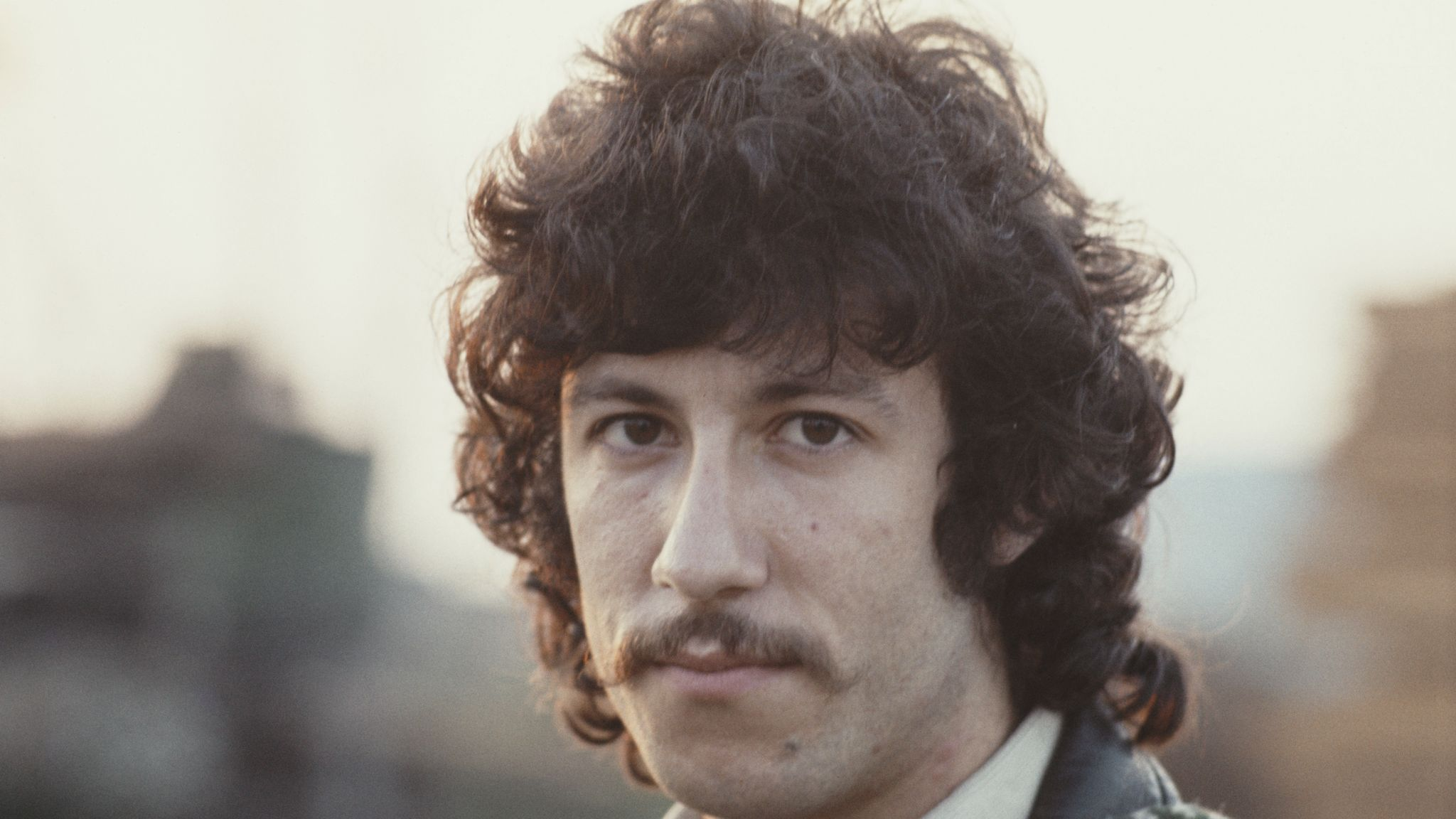Peter Green pictured in 1968, the year after Fleetwood Mac was formed