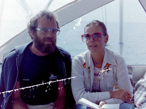 Dennis Davern and Natalie Wood