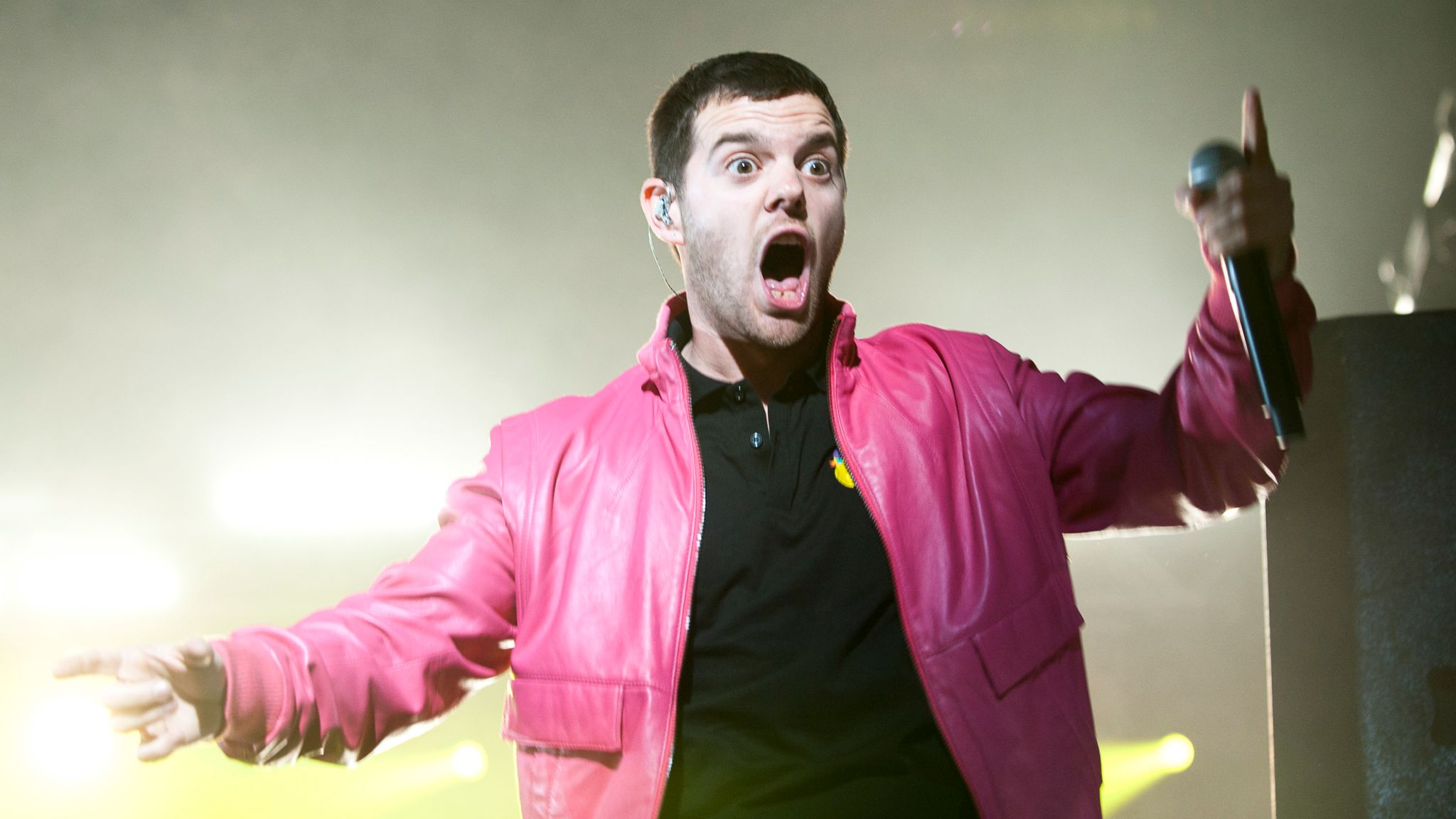 Mike Skinner, The Streets, in 2011