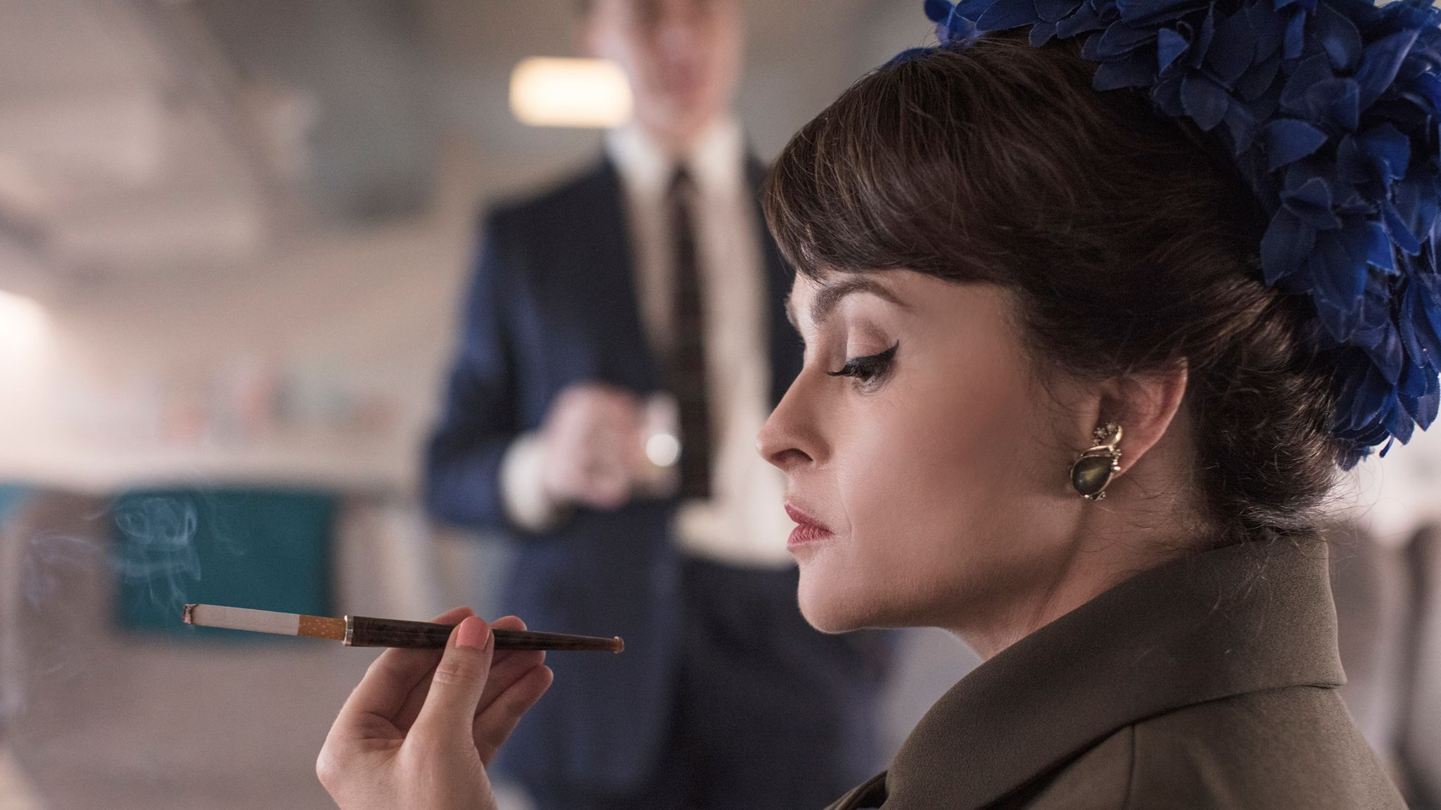 Helena Bonham Carter will take over the role of Princess Margaret in the third season of The Crown