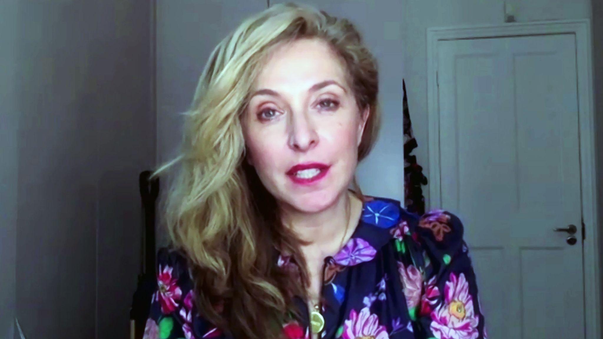 Actor Tracy-Ann Oberman