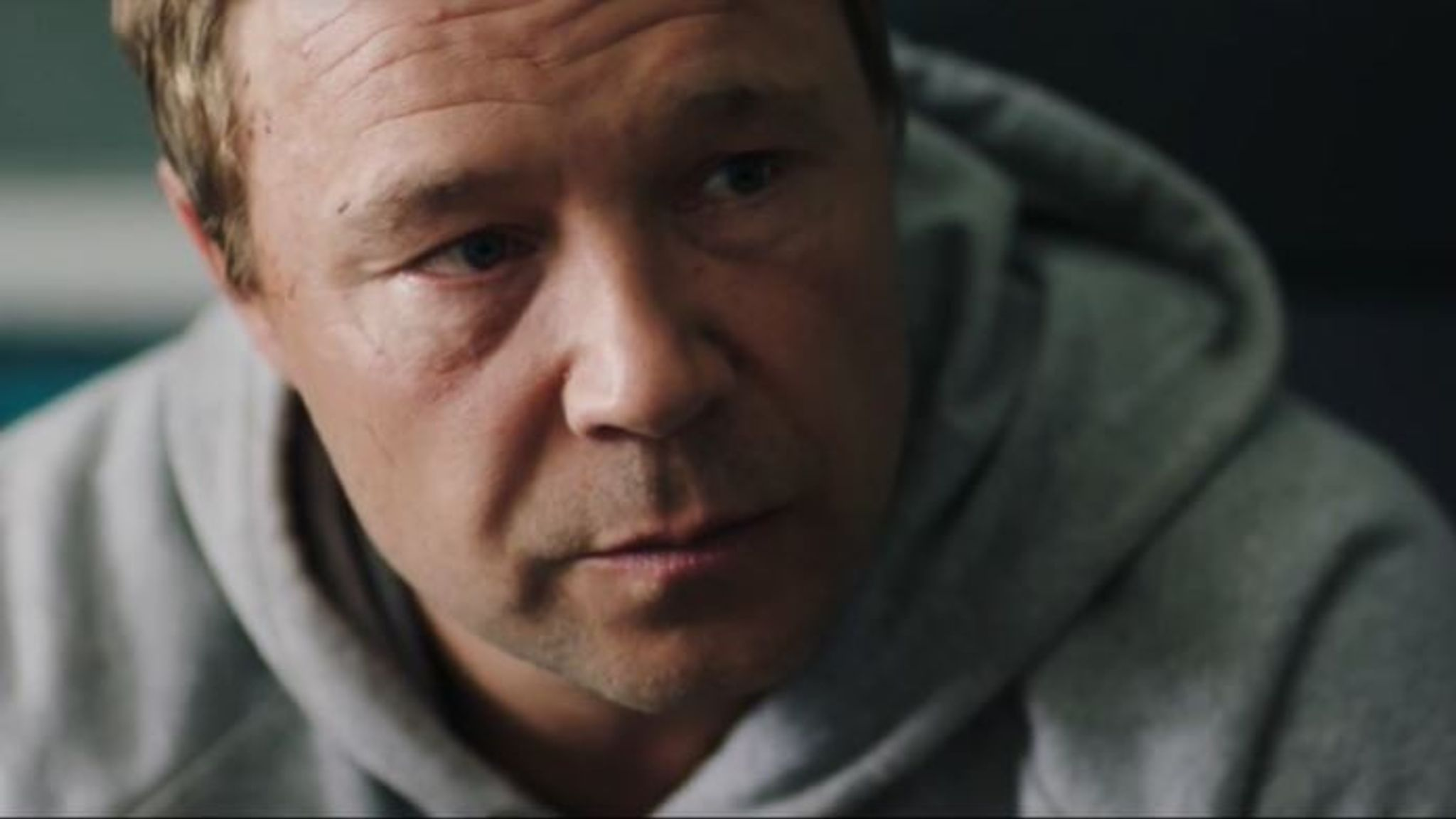 Stephen Graham in The Virtues. Pic: Channel 4