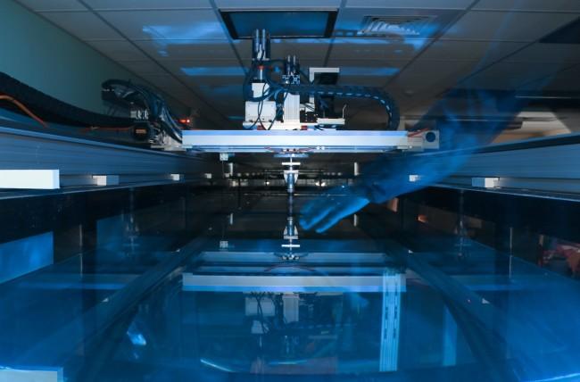 Intelligent Towing Tank - Lily Keys/MIT Sea Grant