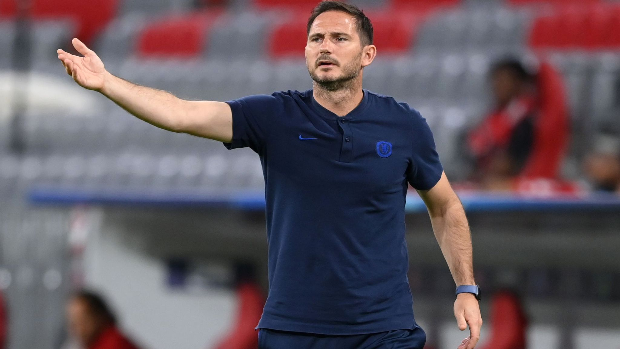 Frank Lampard endured two disappointing defeats to end his first season at Chelsea