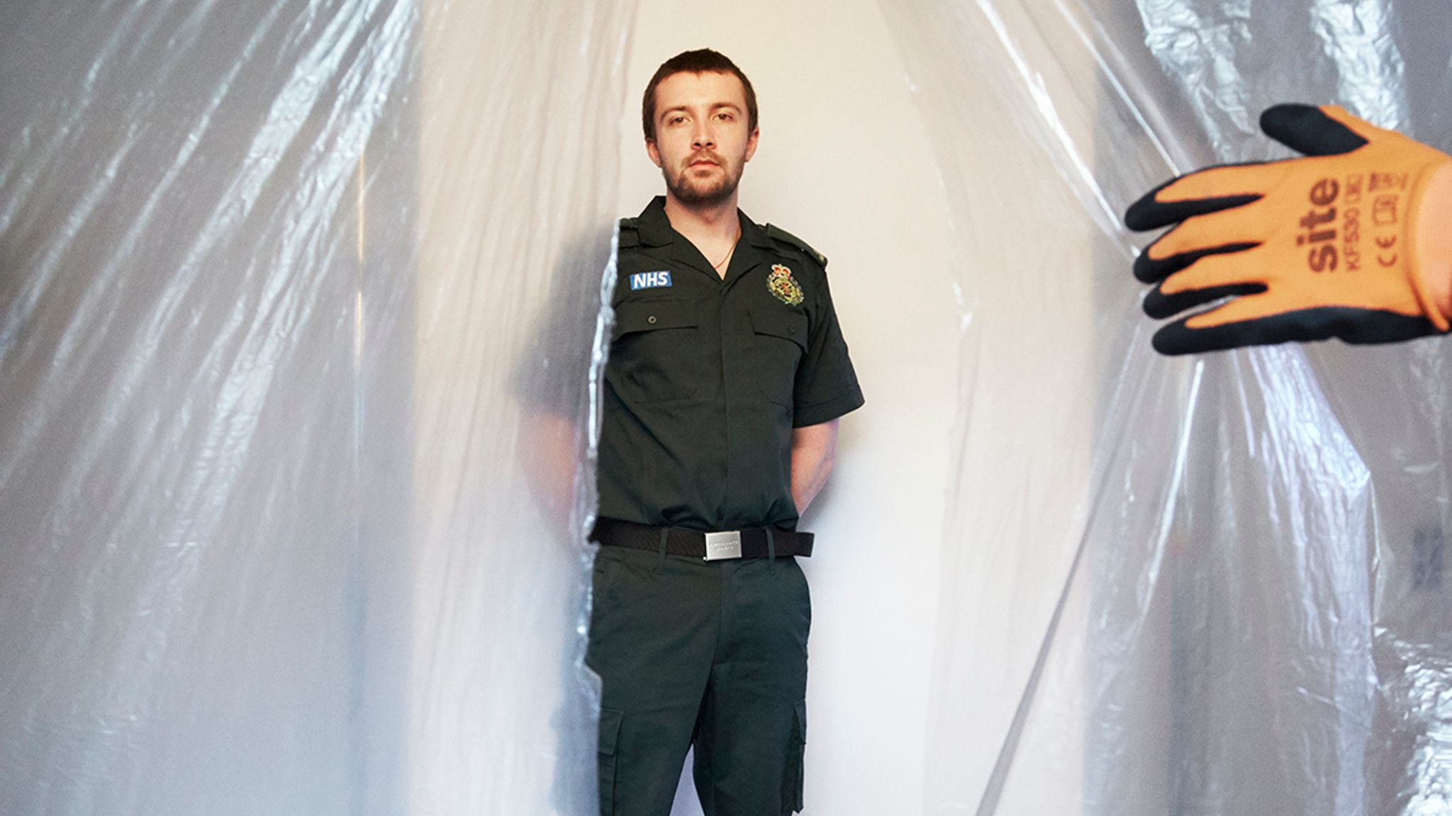 JackHannay Manikum, 111 call handler, West Midlands Ambulance Service