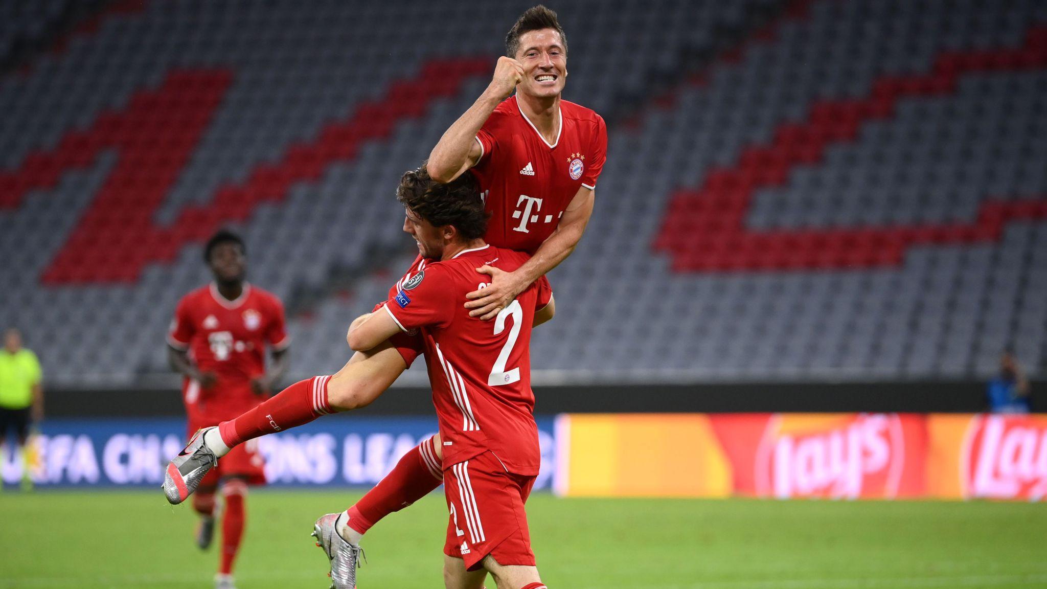 Lewandowski was at his best again on Saturday against Chelsea