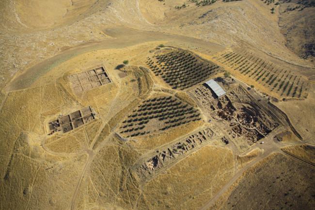 Gobekli Tepe aerial