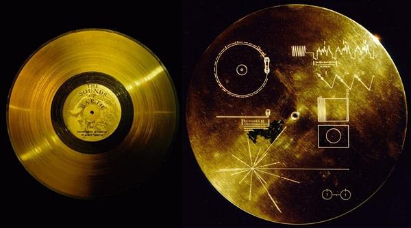 Voyager Record - NASA
