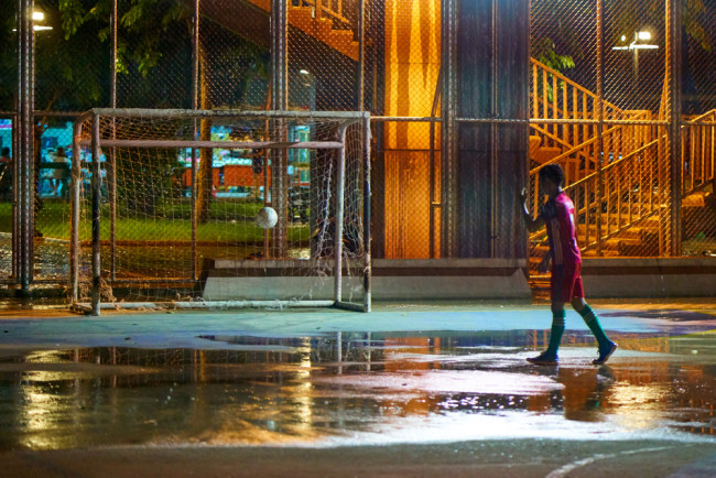 Rain - Shutterstock