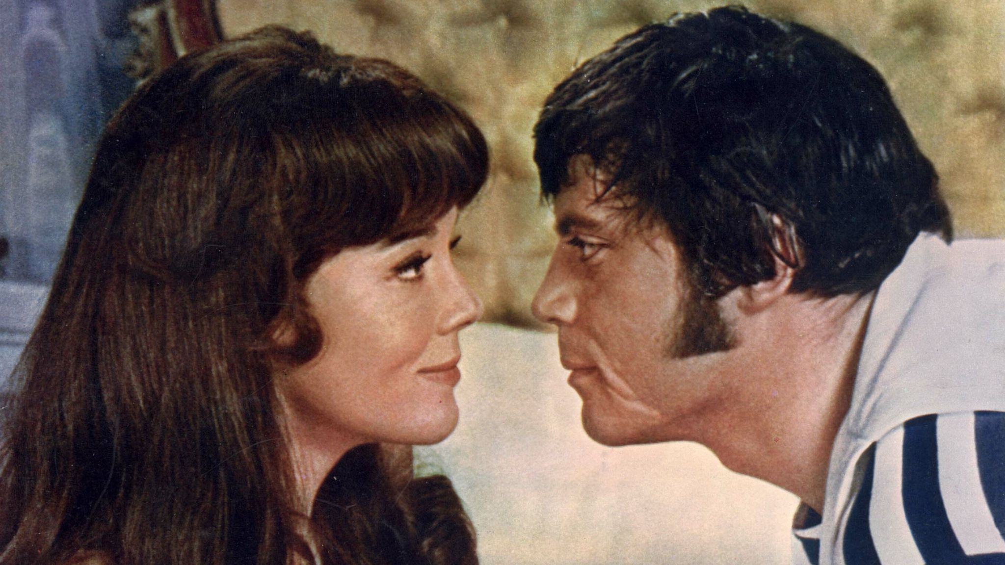 The Assassination Bureau, Diana Rigg, Oliver Reed Pic: Moviestore/Shutterstock