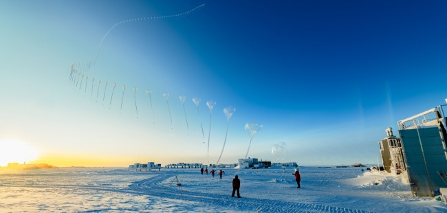 Balloon Measurements of 2020's Ozone Hole Over the South Pole