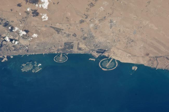 Island off Dubai