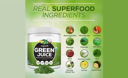 Green Juice 5