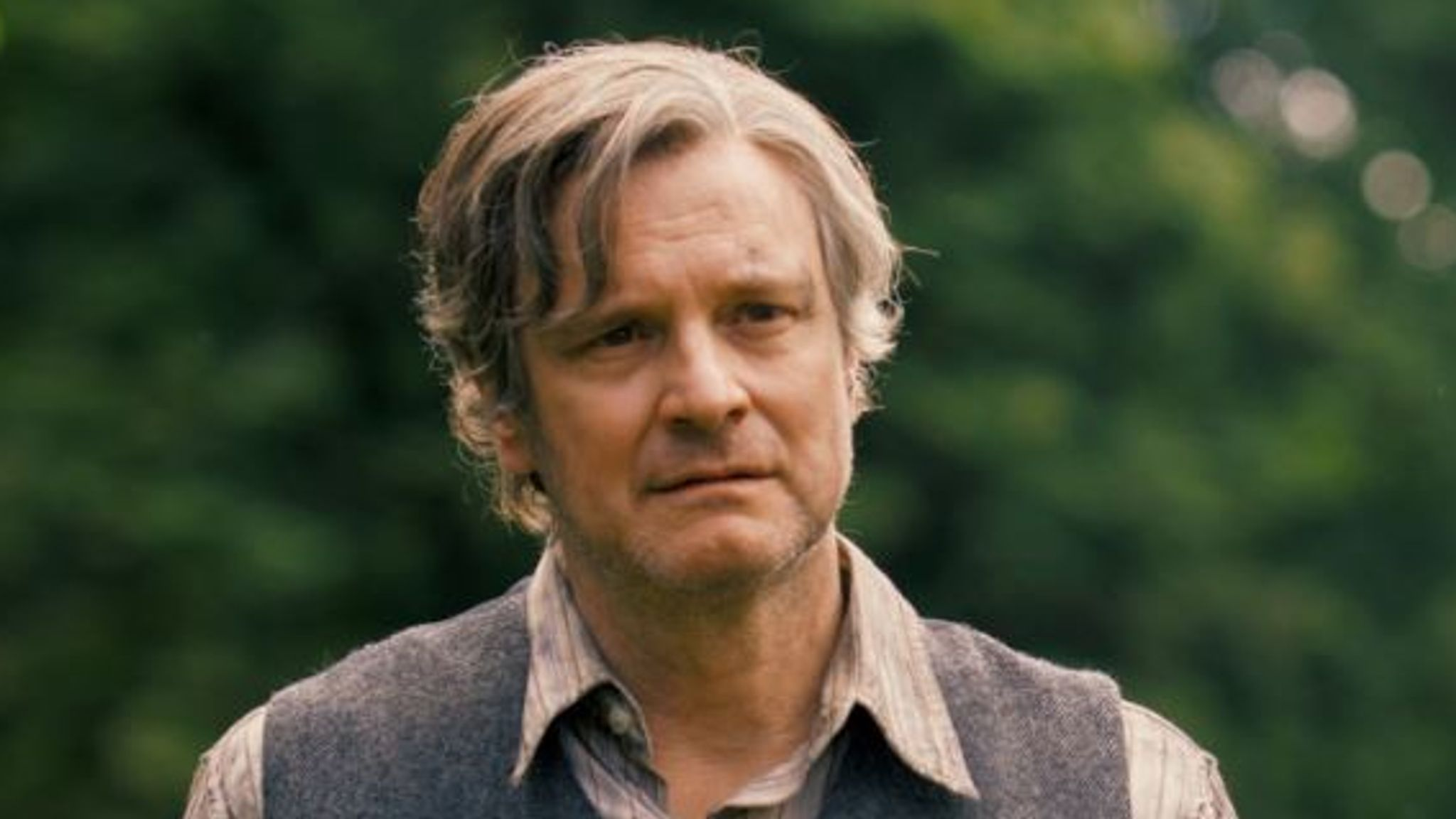 Colin Firth plays Lord Archibald Craven. Pic: StudioCanal/Sky