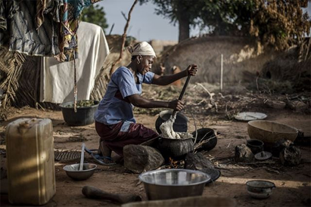 UN agencies warn that acute food insecurity and nutrition crisis are surging in the Central Sahel