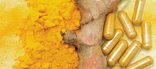 Turmeric Supplements 12