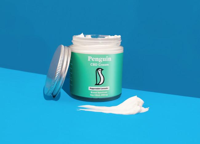 1 Penguin Cream