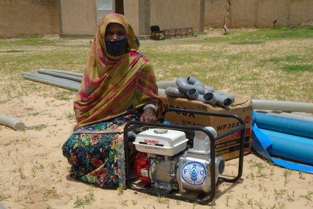 Niger   La Belgique et la FAO soutiennent plus de 18 000 ménages nigériens touchés par les inondations