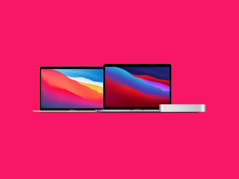 new macbook pro, air and mini