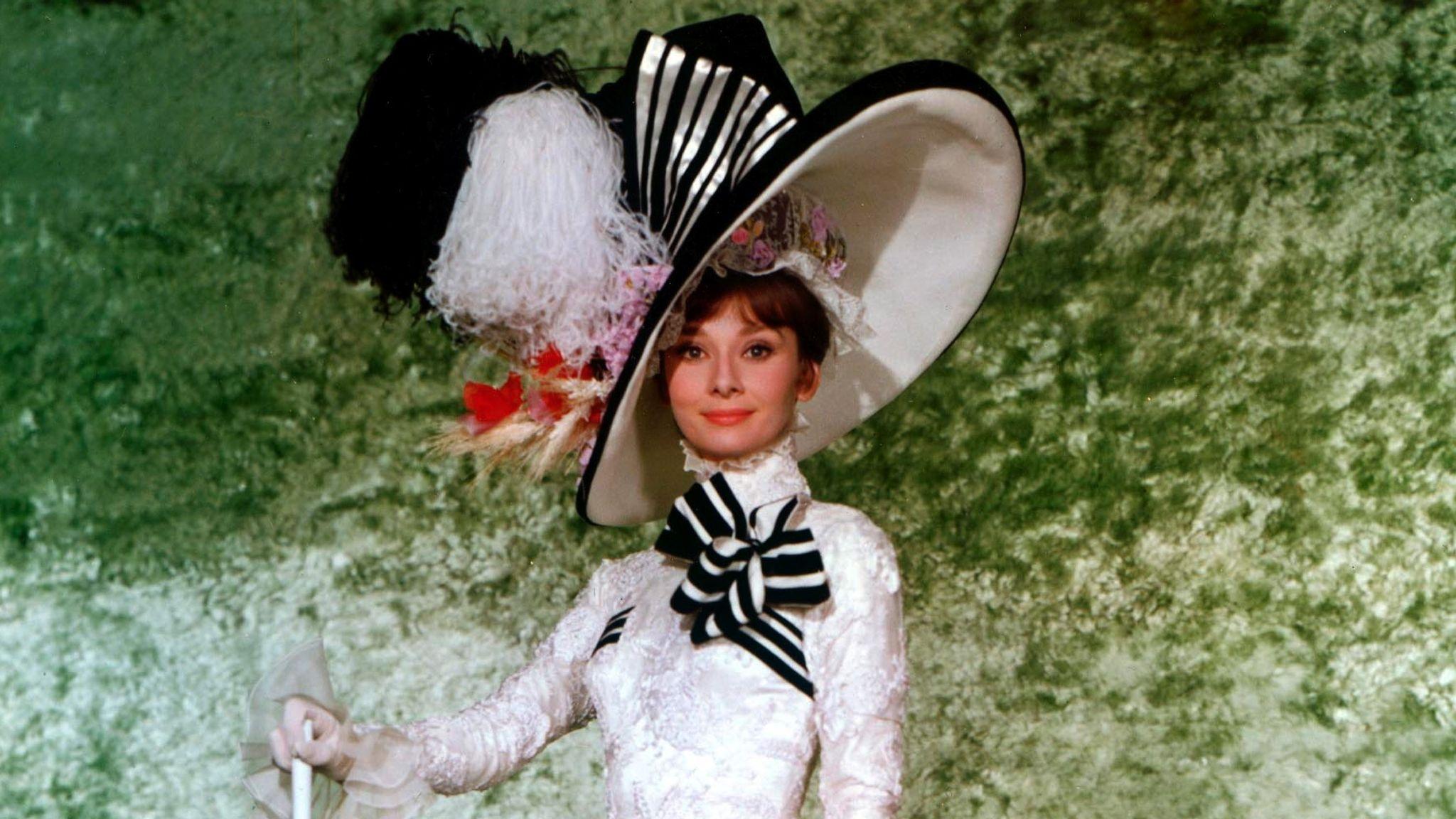 My Fair Lady. Pic: Warner Bros/Kobal/Shutterstock