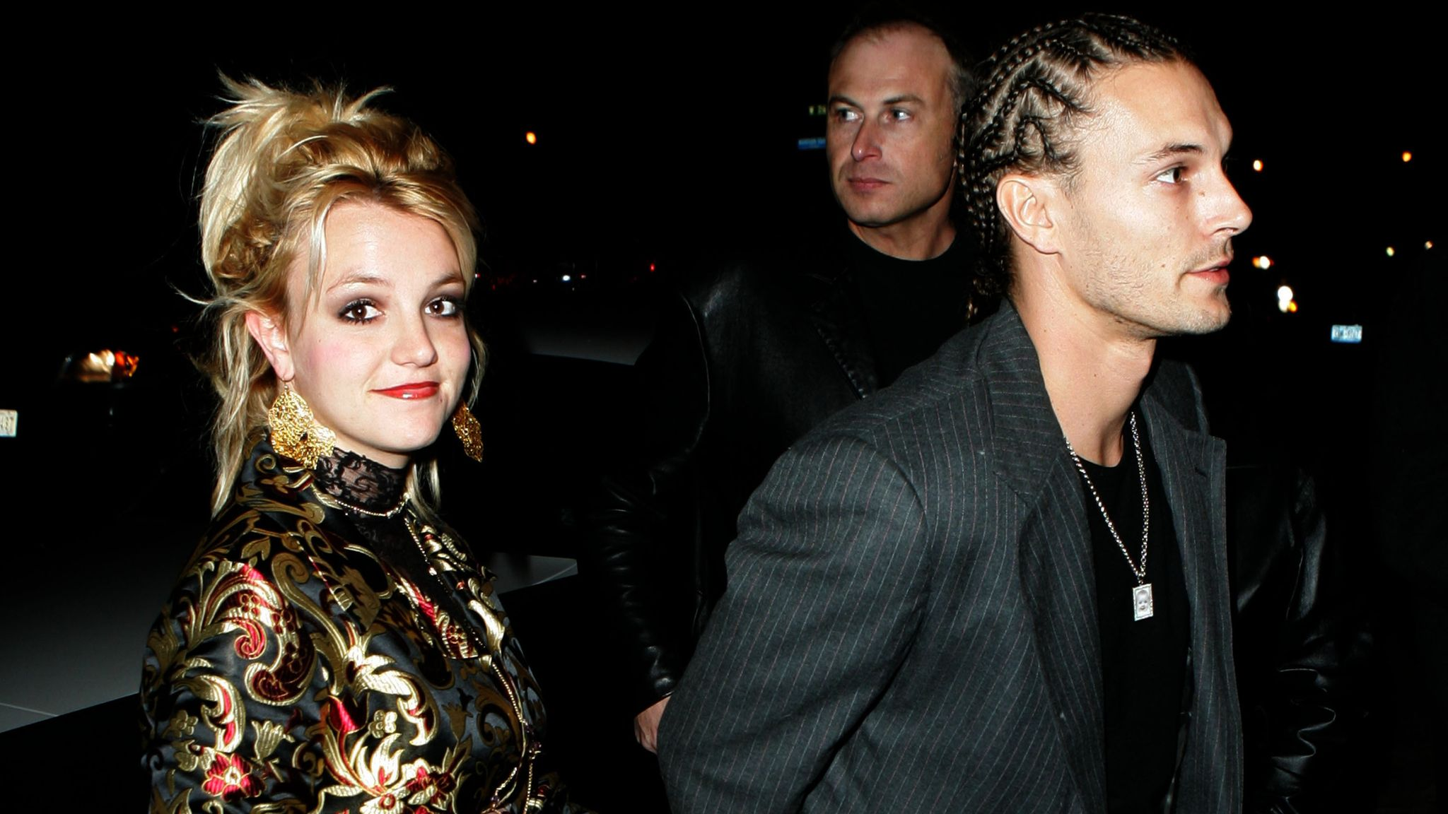 Britney Spears and Kevin Federline Sighting at Marquee in New York City - November 19, 2005