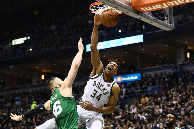 Boston Celtics v Milwaukee Bucks - Game Three