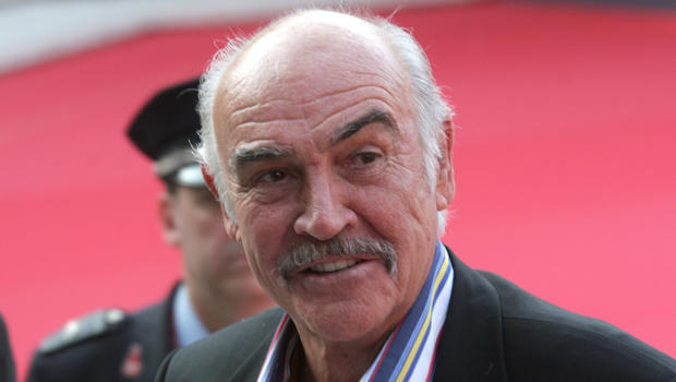 1st Annual Rome Film Festival - Sean Connery Honoured