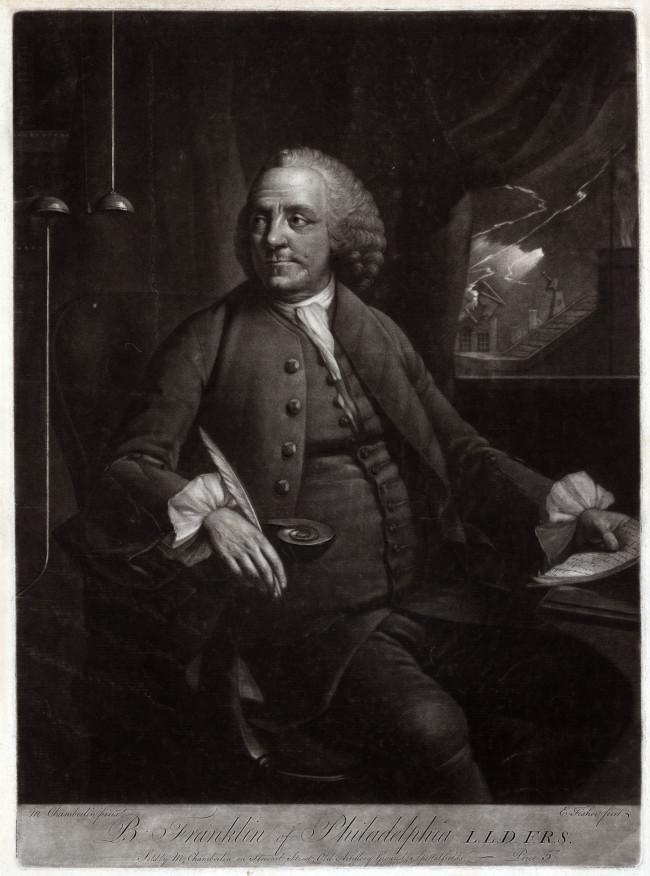 Benjamin Franklin - Shutterstock
