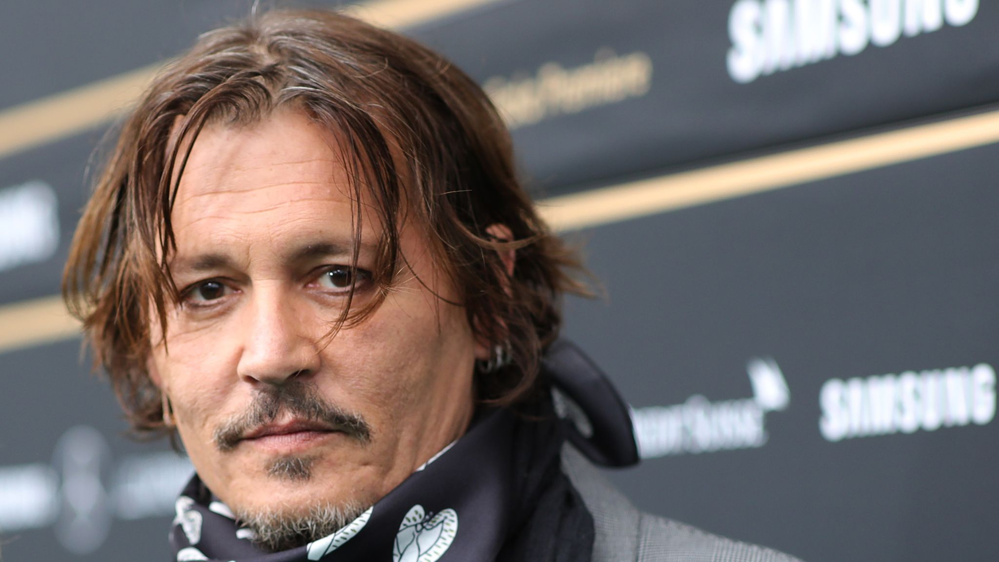 """ZURICH, SWITZERLAND - OCTOBER 02: Johnny Depp attends the """"Crock of Gold: A few Rounds with Shane McGowan"""" premiere during the 16th Zurich Film Festival at Kino Corso on October 02, 2020 in Zurich, Switzerland. (Photo by Andreas Rentz/Getty Images for ZFF)"""