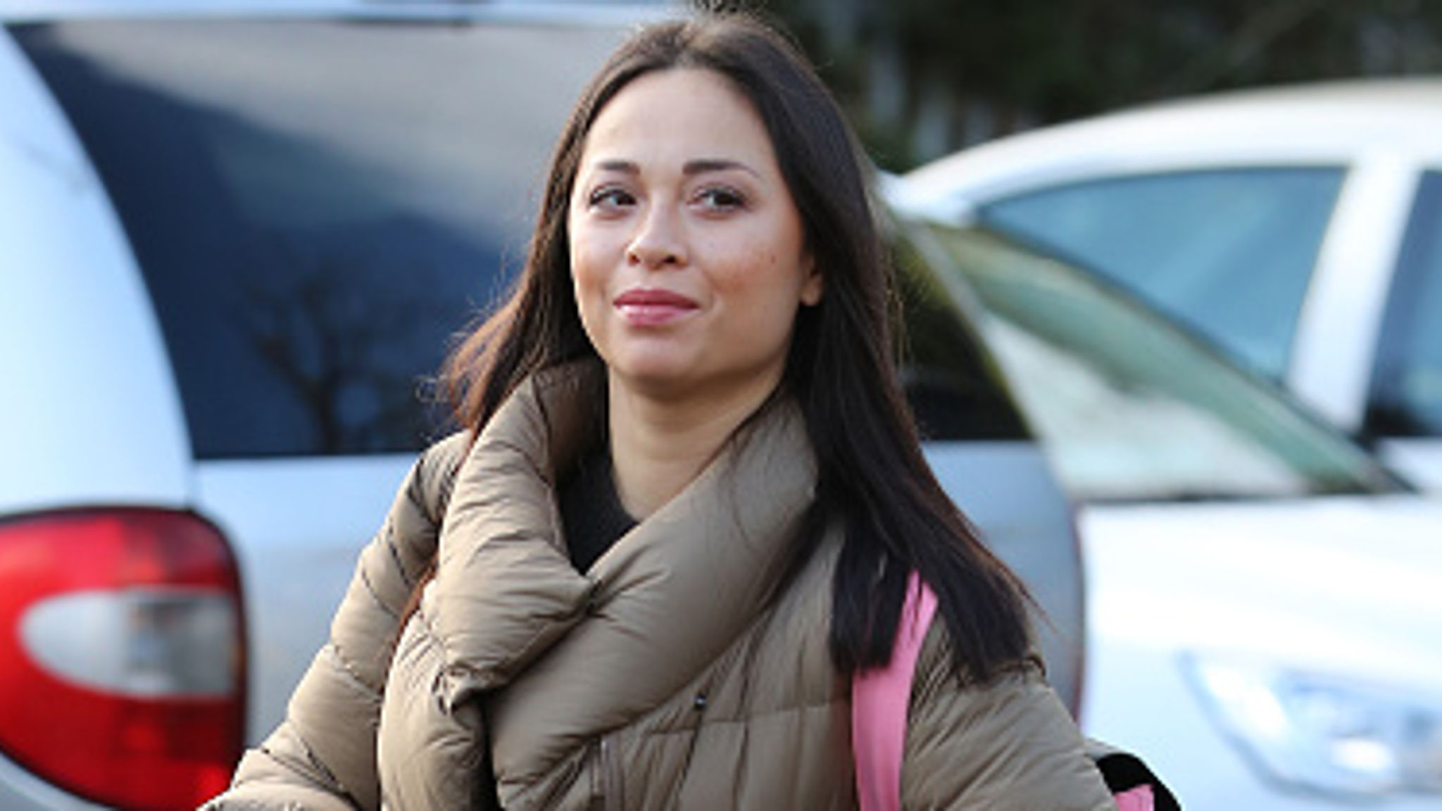 Katya Jones was Adams' dance partner on the show