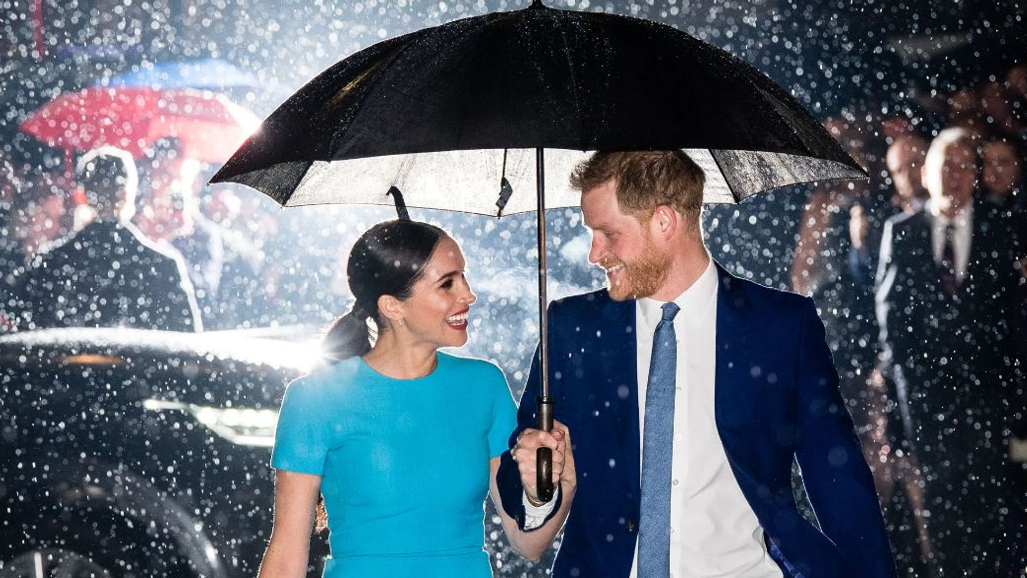 Prince Harry and the Duchess of Sussex attend The Endeavour Fund Awards in London earlier this year in March (Pic: Samir Hussein/WireImage)