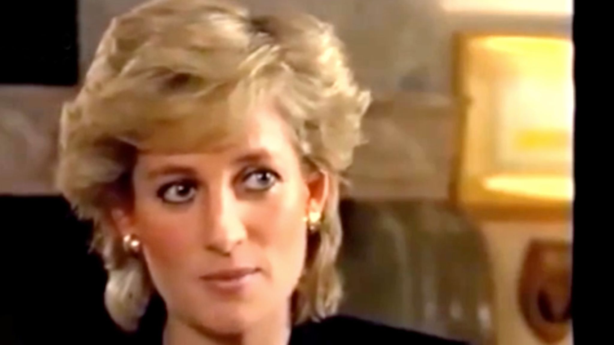 Pic: The Diana interview/ITV