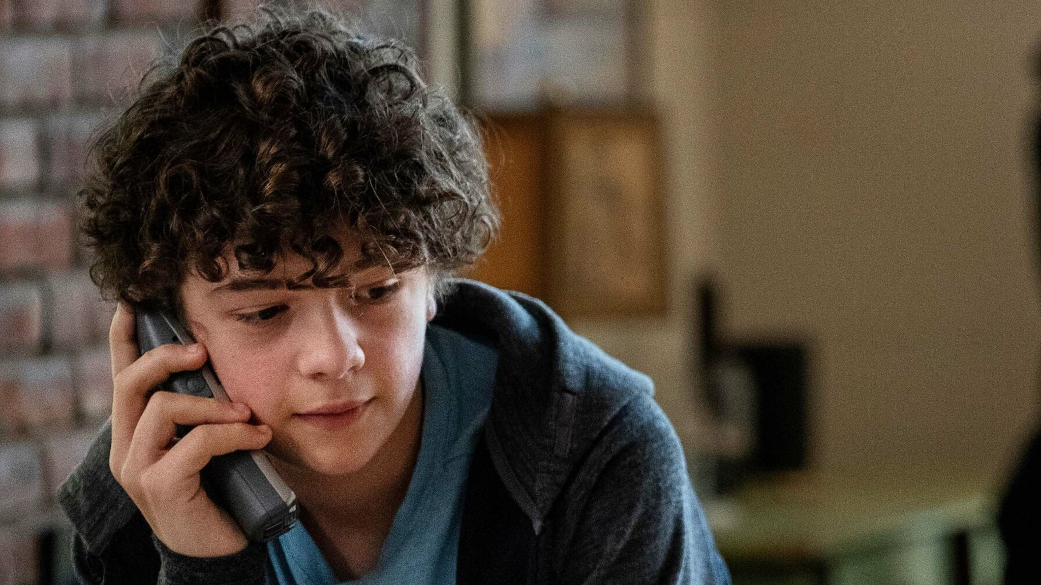 Noah Jupe plays Henry, but does he know more than he's letting on?