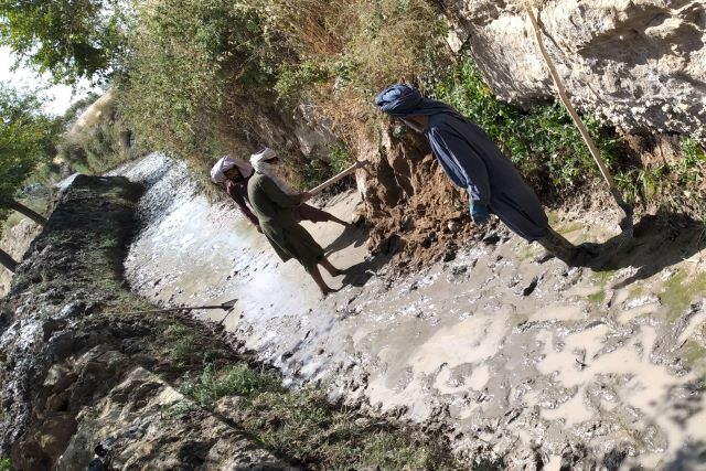 Afghanistan | A Canal to Peace and Improved Livelihoods: Restoration of Occupied Irrigation infrastructure
