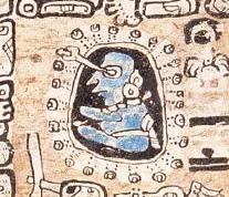Madrid Codex astronomer