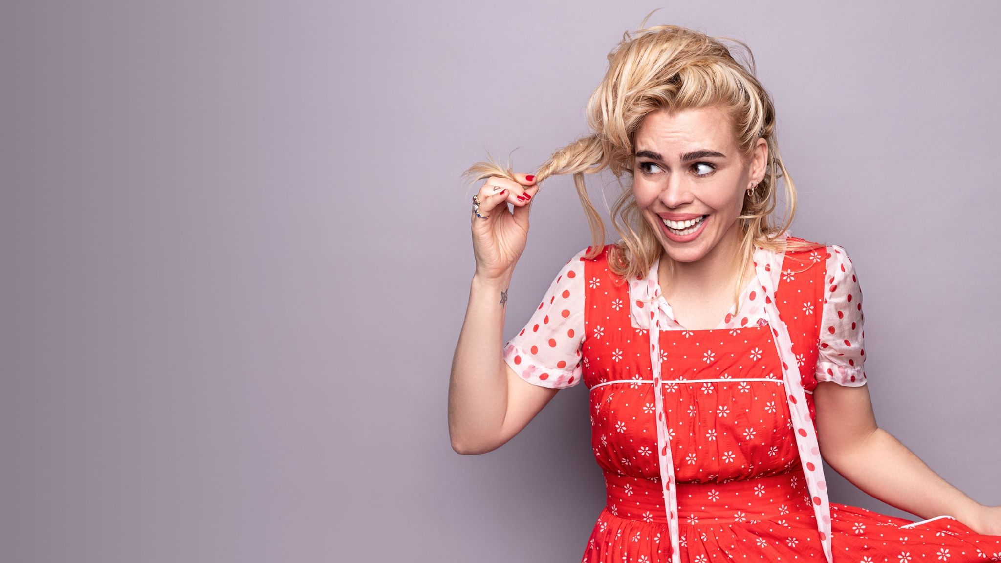 Billie Piper in I Hate Suzie. Pic: Sky UK Ltd