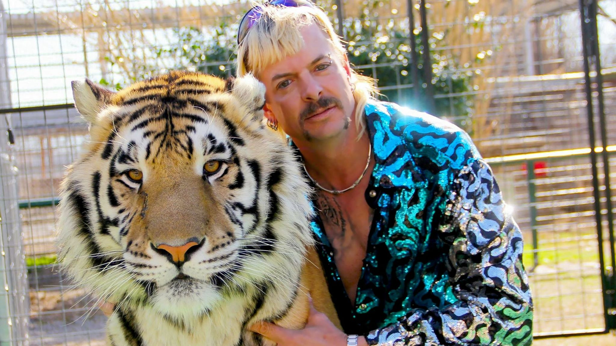 The Tiger King series followed the eventful working life of Joe Exotic