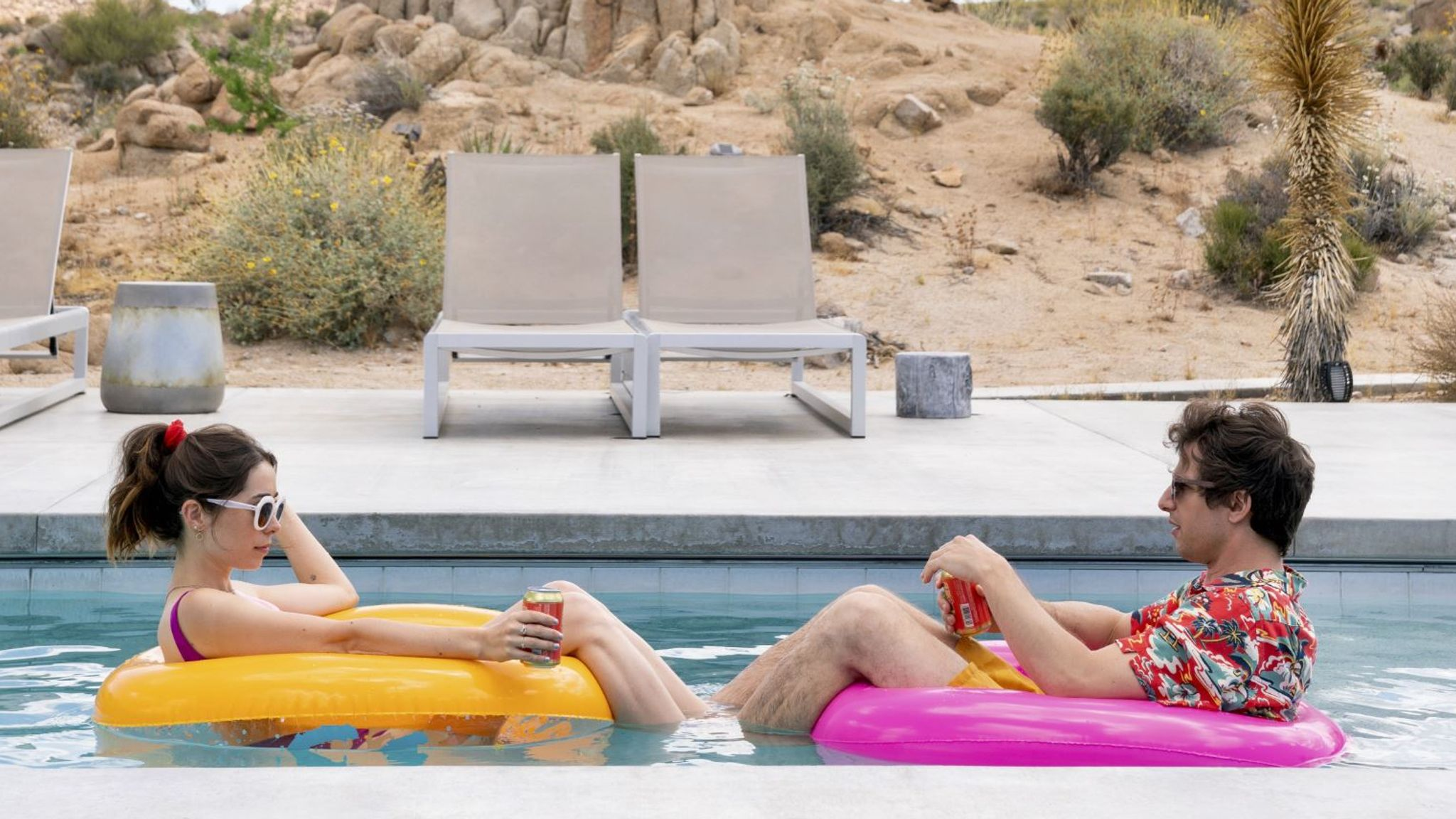Palm Springs is coming to Amazon Prime Video UK in 2021