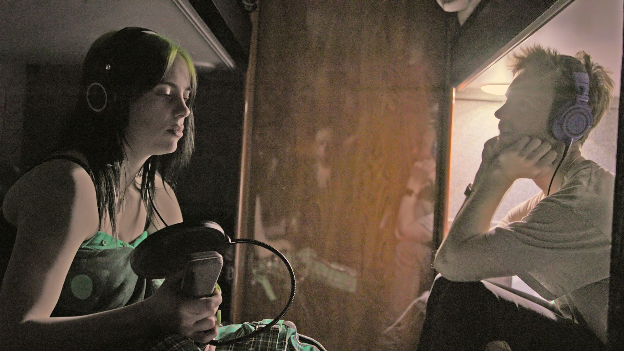 Pic: Billie Eilish: The World's A Little Blurry/Apple TV+