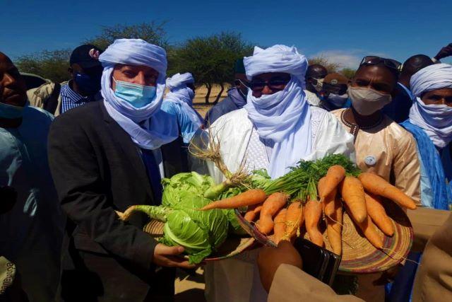 Mali | La FAO est sur le terrain afin de soutenir les ménages sinistrés par les inondations dans la région de Tombouctou