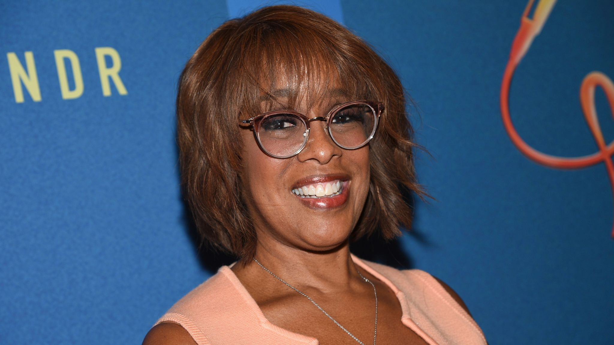 Gayle King helped organise the exclusive chat. Pic: Evan Agostini/Invision/AP