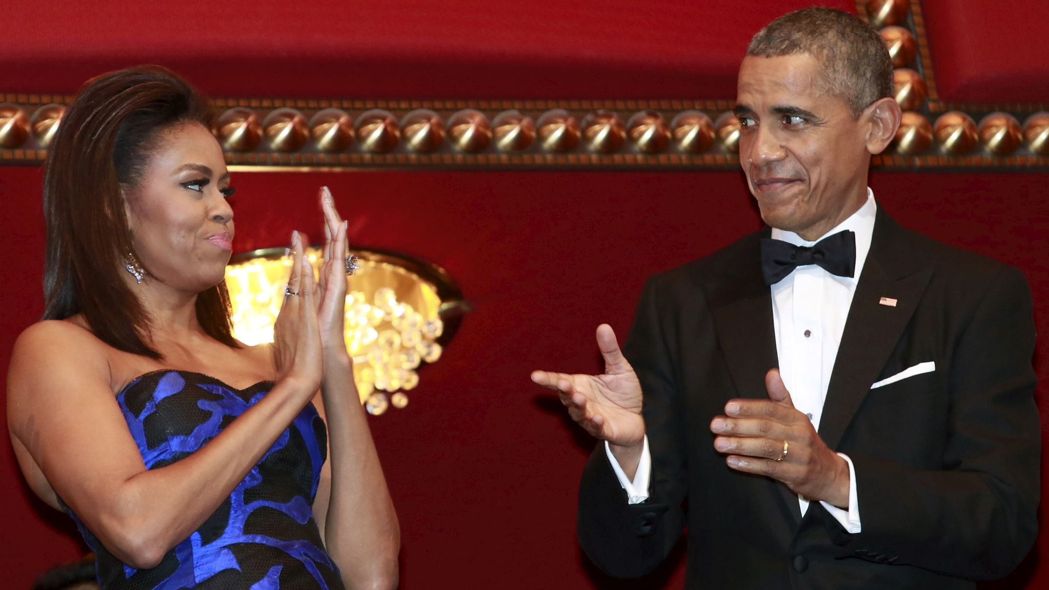 Like Harry and Meghan, Barack and Michelle have deals with Netflix and Spotify