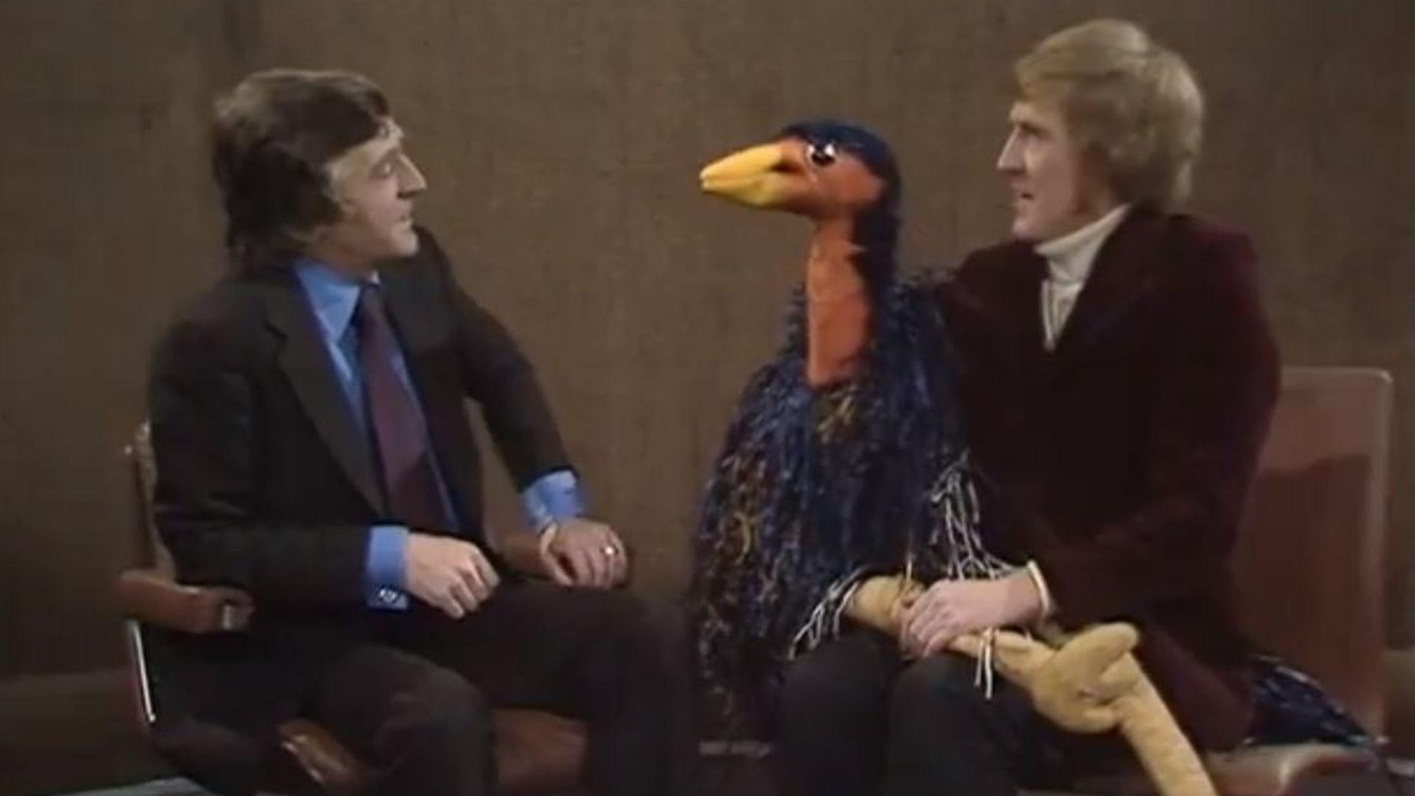Rod Hull and Emu on Michael Parkinson