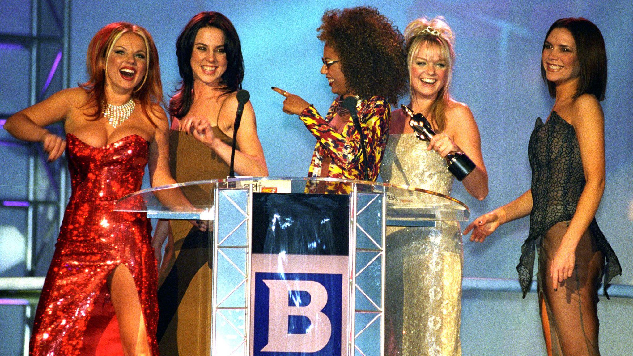 The Spice Girls in 1997. Pic: Alan Davidson/Shutterstock