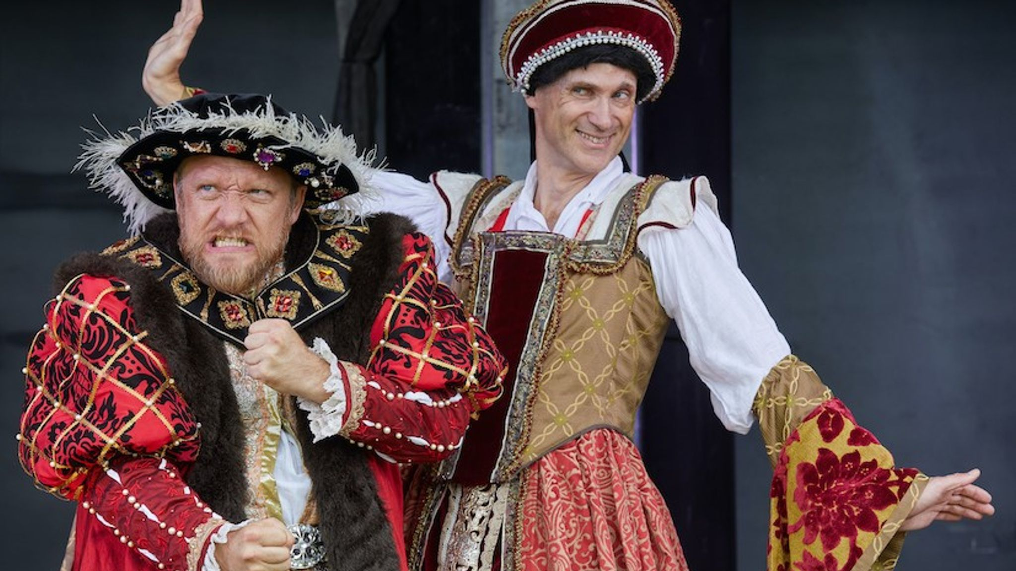 Horrible Histories is heading back onto stage