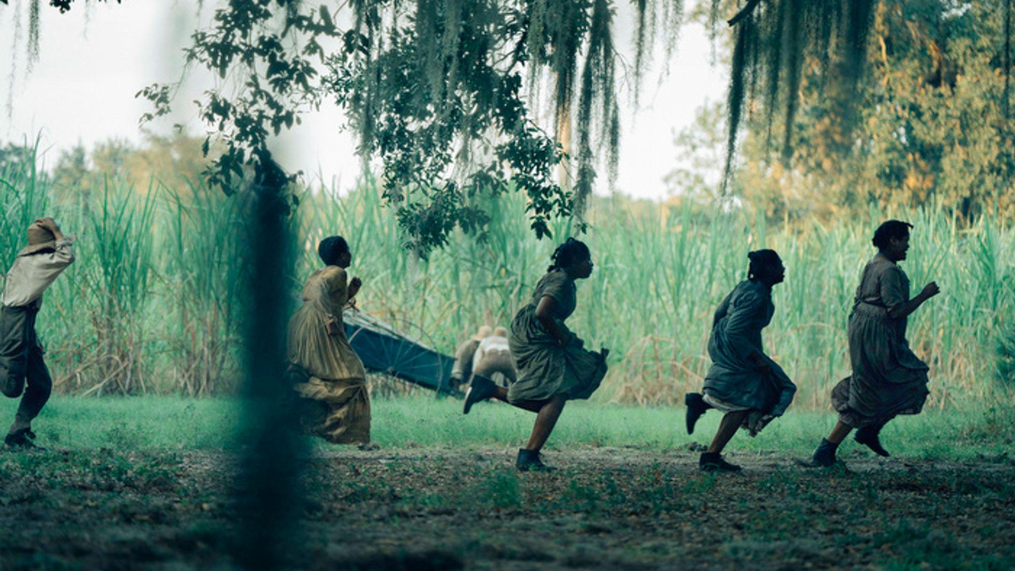 Barry Jenkins' The Underground Railroad. Pic: Amazon Studios