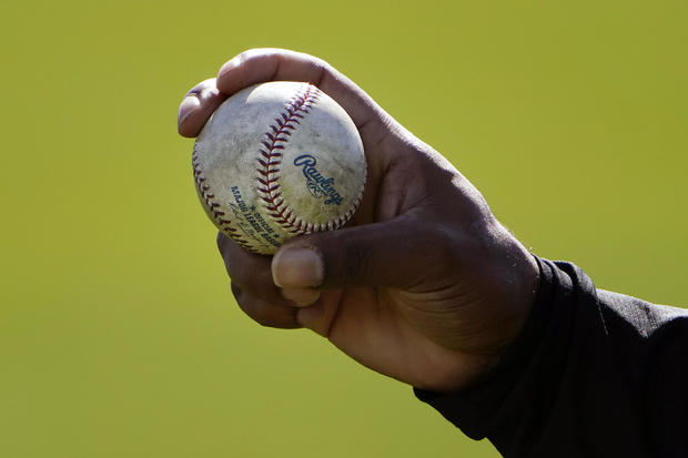 Foreign Substances Baseball