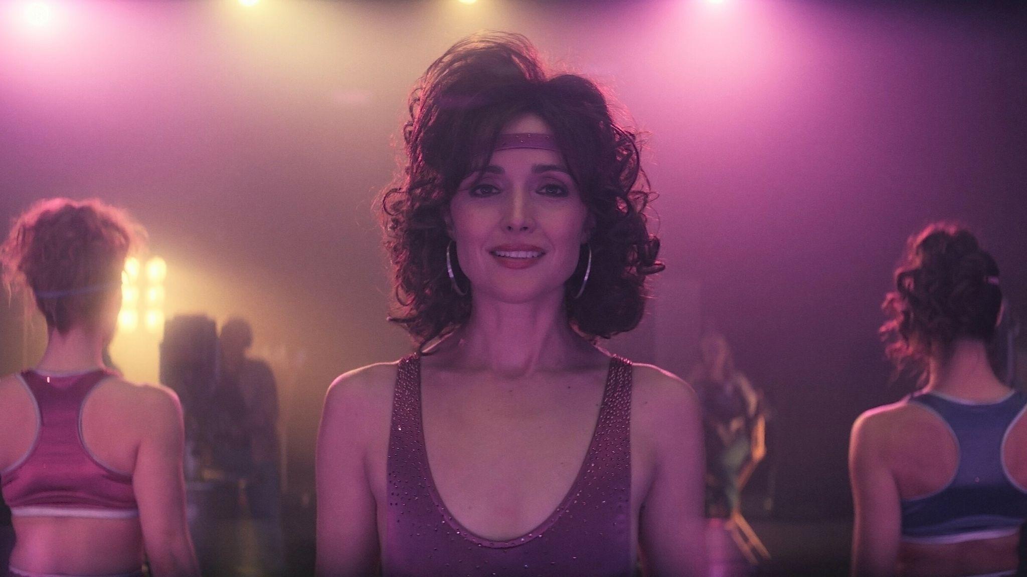 Rose Byrne as Sheila Rubin in Physical. Pic: Apple TV+