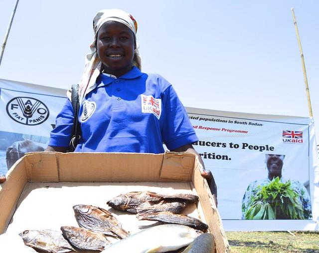 Local fish supplier